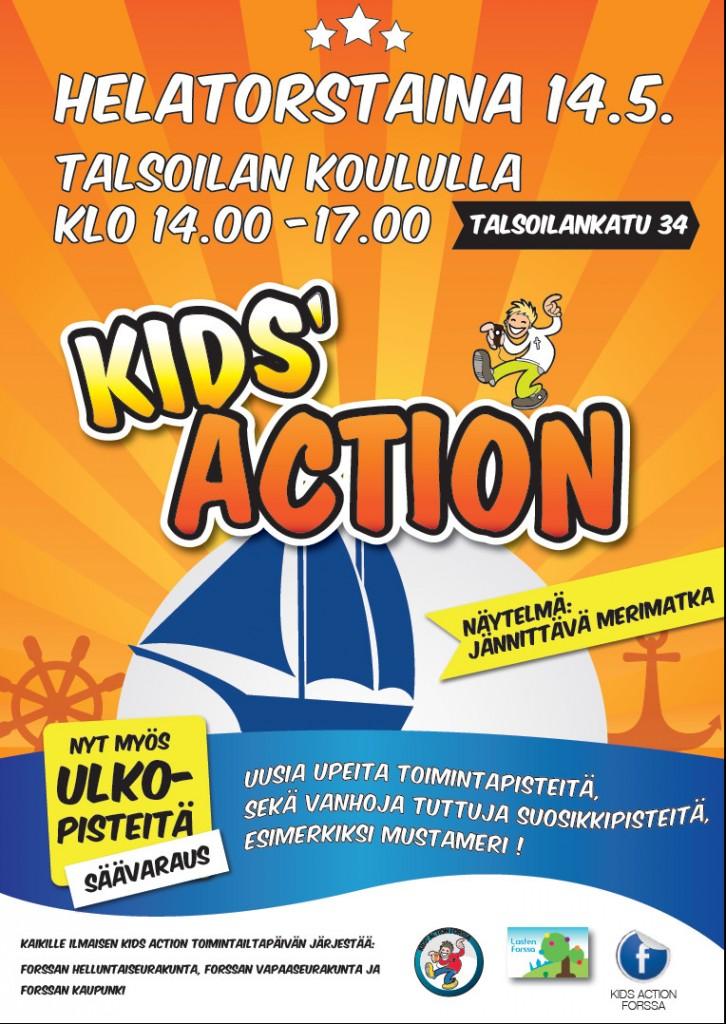 Kids Action 14.5.2015