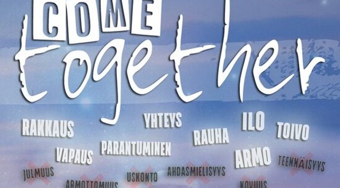 Come Together -illat alkavat 14.8.