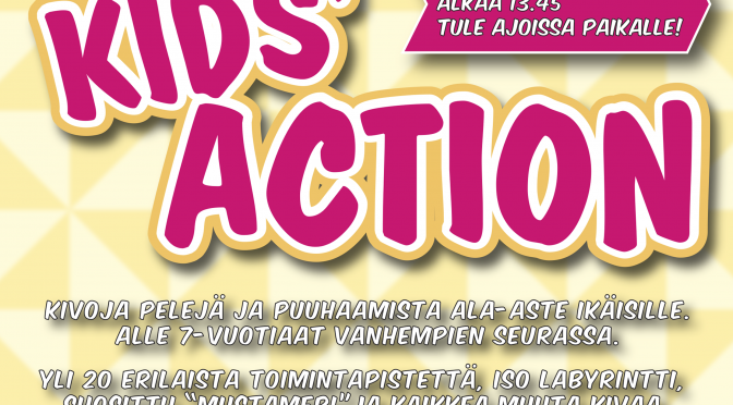 16.4. Kids' Action Somerolla